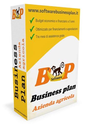 software business plan azienda agricola