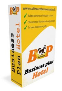 Business plan pronto Hotel