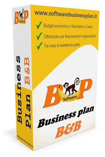 business plan pronto per un B&B