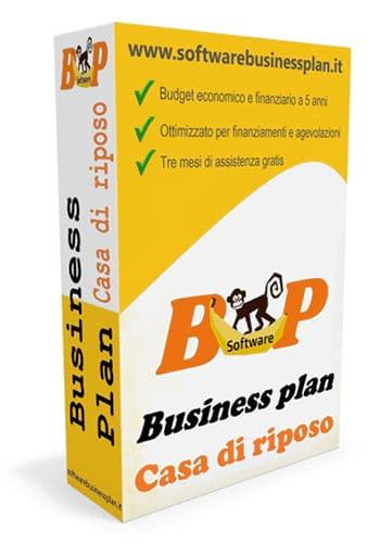 software business plan casa riposo