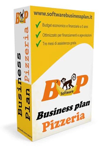 Software business plan pizzeria