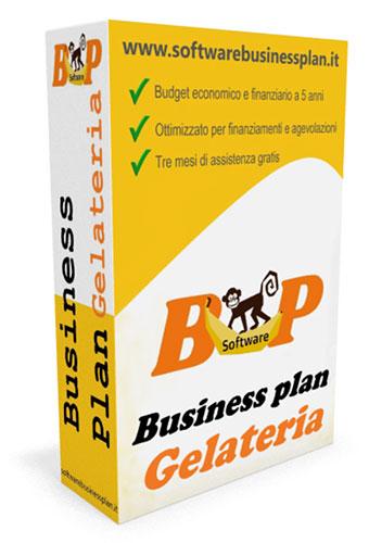 business plan gelateria