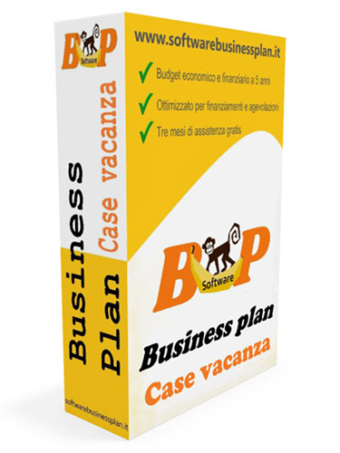 business plan casa vacanze