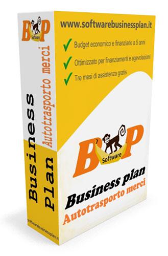 Business plan autotrasporti