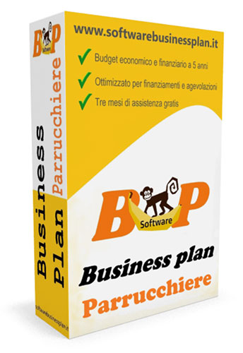 Parrucchiere business plan