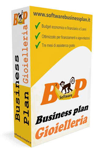 Business Plan Gioielleria