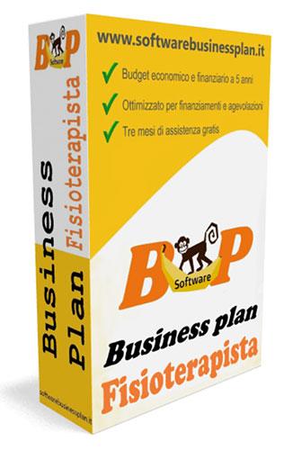 business plan fisioterapista
