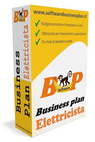 Business Plan pronto per Elettricista