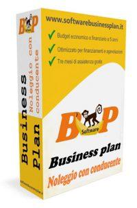 Business plan noleggio con conducente