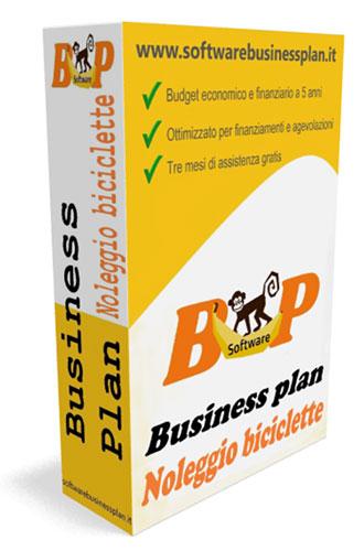 Business plan noleggio biciclette
