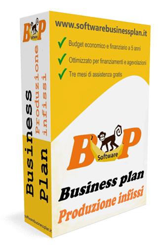 Business plan produzione infissi