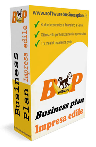 business plan impresa edile