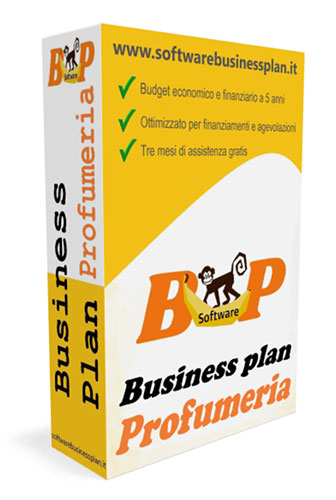 Business plan profumeria