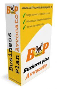 business plan per avvocato