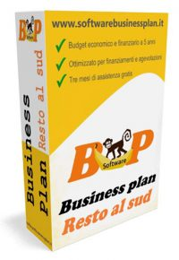 Resto al sud business plan