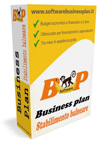 Business plan stabilimento balneare
