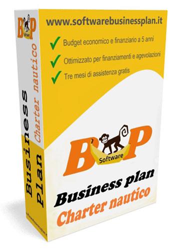 Business plan charter nautico