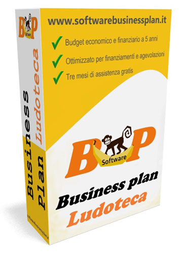 Business plan ludoteca