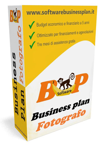 Business plan fotografo