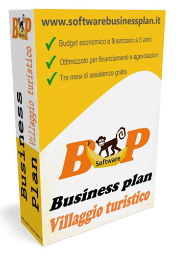 Business plan villaggio turistico
