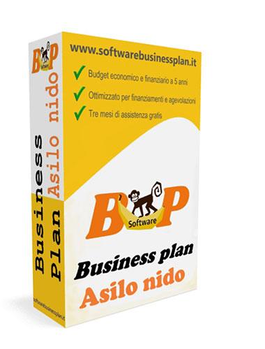 Business plan asilo nido