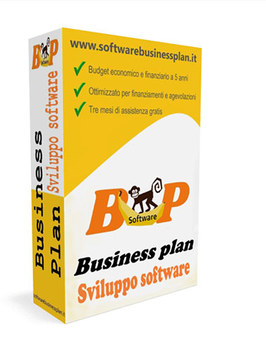 Business plan sviluppo software
