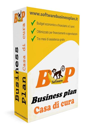 Business plan casa di cura