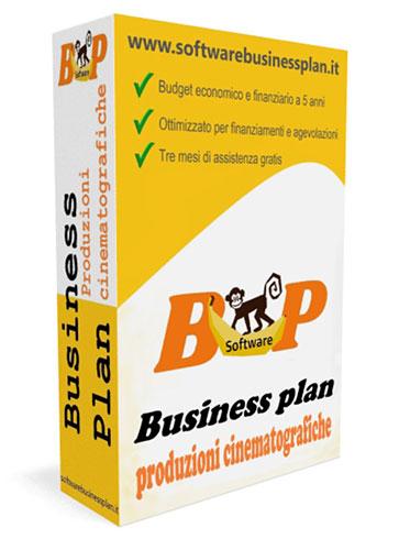 Business plan produzioni cinematografiche