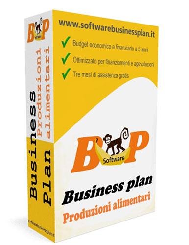 Business plan produzioni alimentari