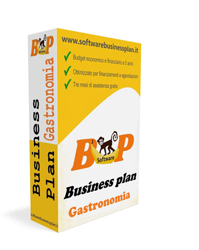 Business plan gastronomia