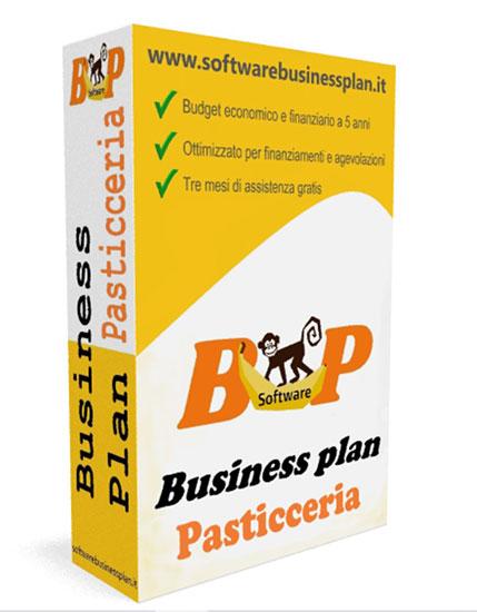 Business plan pasticceria
