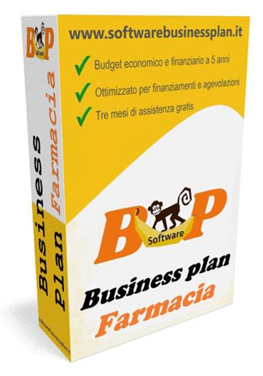 Business plan farmacia