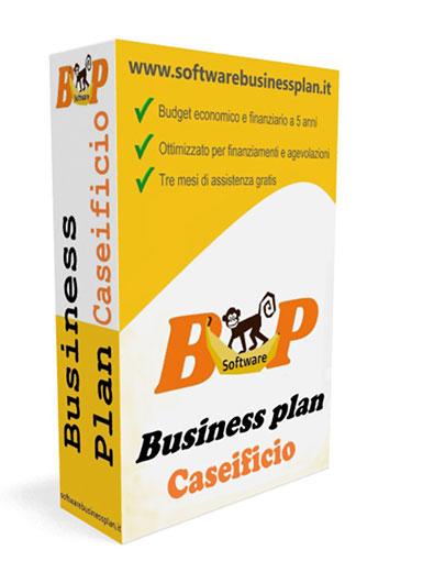 Business plan caseificio