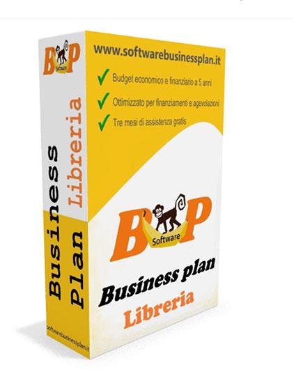 Business plan libreria