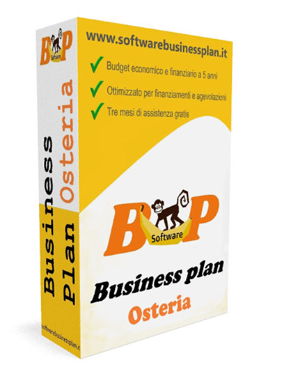 Business plan osteria