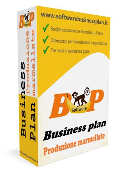 Business plan produzione marmellate