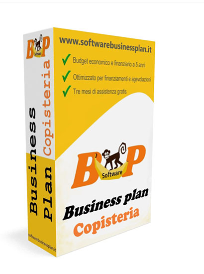 Business plan per una copisteria