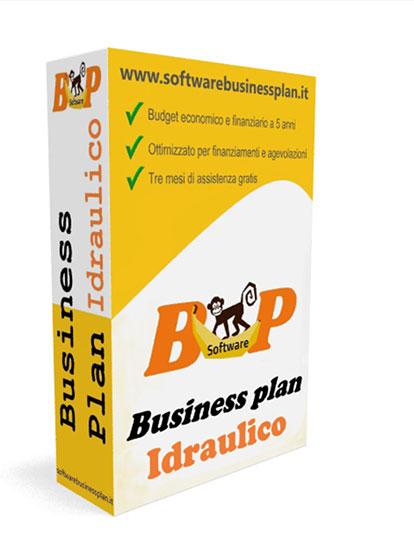 Business plan per idraulico