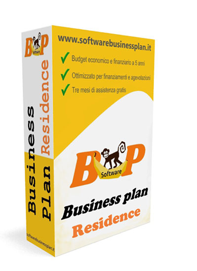 Business plan per un residence