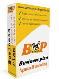 Business plan agenzia di marketing